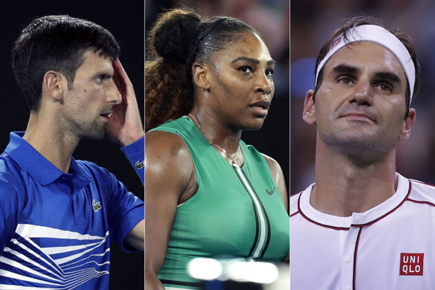 Roger Federer Serena Williams Or Novak Djokovic Who Will Be Hurt Most By Wimbledon Cancellation