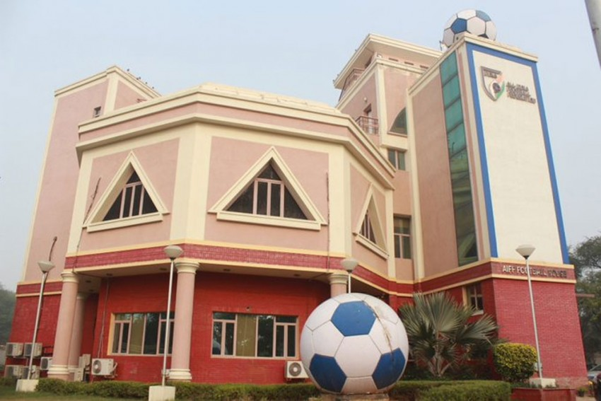 AIFF Pledges To Donate INR 25 Lakh In Fight Against COVID-19 Pandemic