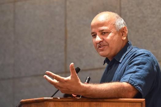 Tabligh Jamaat's Nizamuddin Centre Cleared After 2361 People Evacuated In 36 Hours: Manish Sisodia