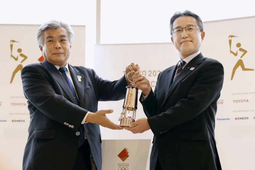 Tokyo Games: Olympic Flame To Stay A Month In Fukushima; Next Stop Unsure