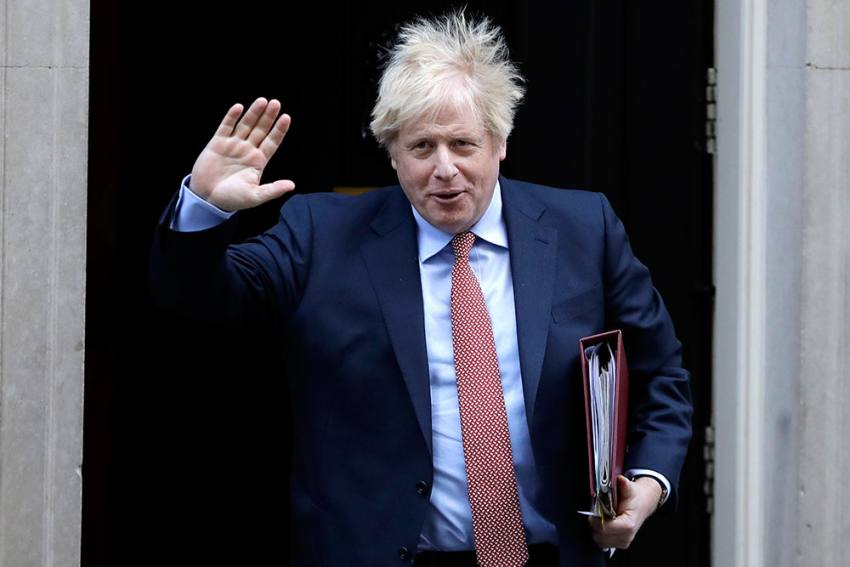 UK PM Boris Johnson, Who Tested Positive For Coronavirus, Moves Out Of ICU