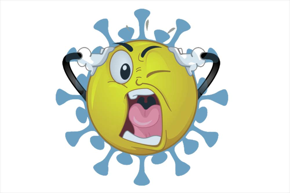 How To Stay Sane During The Pandemic