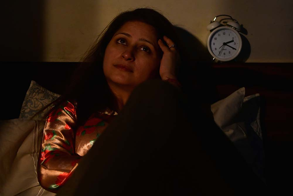 Blame It On COVID-19: Of Bad Dreams And A Feeling Of Guilt And Anxiety