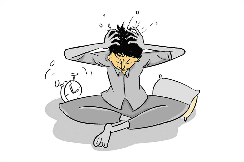 Blame It On COVID-19: No Work, Empty Stomach And The Mind Of A Daily Wage Earner