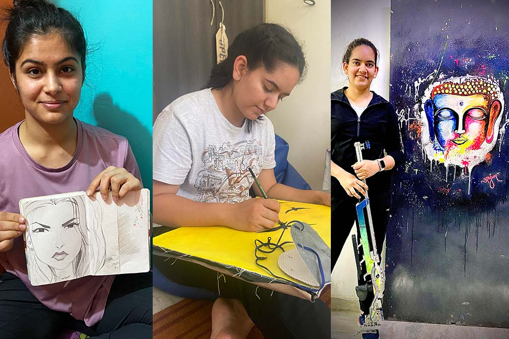 Of Master Strokes On Canvas, Dry Training And Prawn Curry - Athletes Chase Hobbies During Corona Times