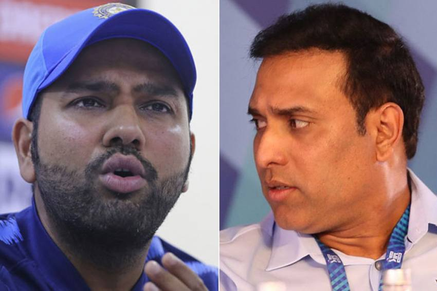 VVS Laxman 'Shocked' To See Rohit Sharma's Name Missing From Wisden List