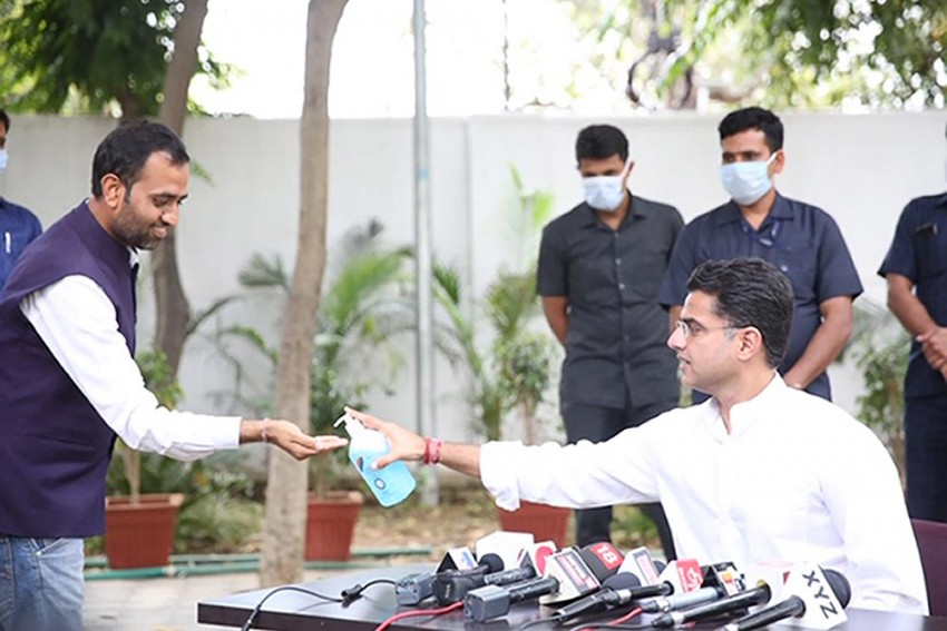 Staying Indoors Only Way To Contain COVID-19; Centre Must Grant State-Specific Aid: Sachin Pilot