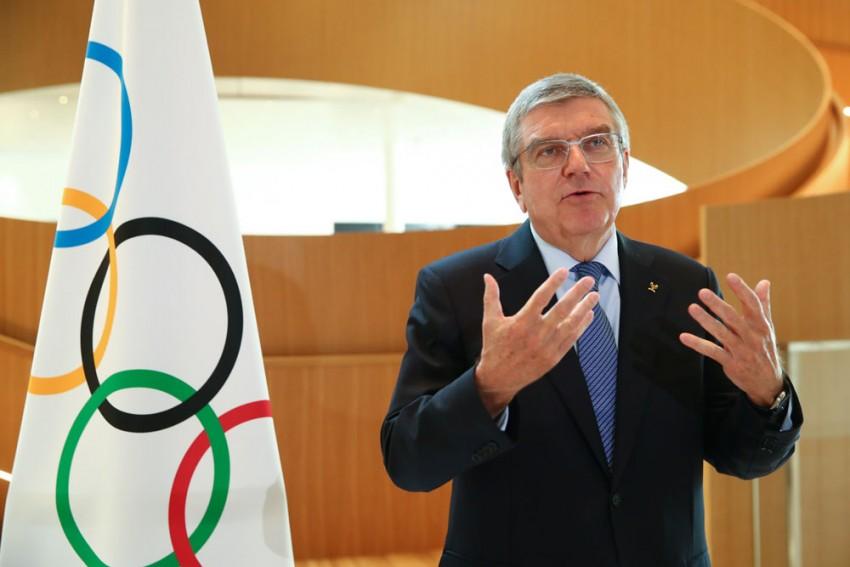 IOC President Thomas Bach's Japan Visit Cancelled Due To Coronavirus