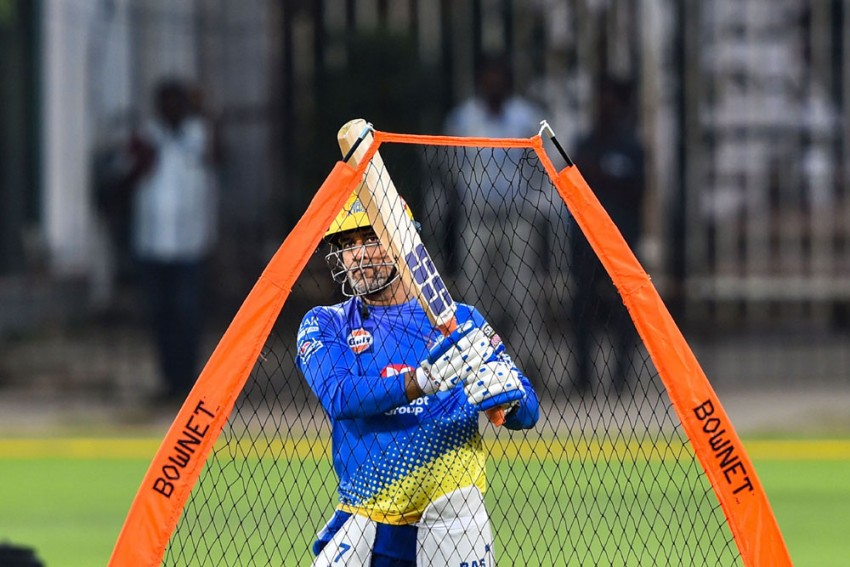 IPL: MS Dhoni Looked In Spectacular Touch In CSK Camp, Say Teammates