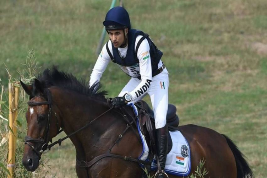 Equestrian Fouaad Mirza Says Tokyo Olympics Postponement Blessing In Disguise For Him