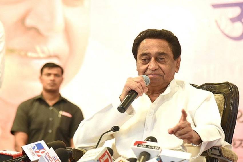 'No Health Or Home Minister In Madhya Pradesh Amid Coronavirus Crisis': Ex-CM Kamal Nath Slams BJP Govt