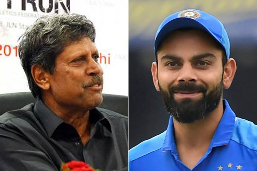 Virat Kohli Comparable To Kapil Dev Because Of Self-Belief, Never-Say-Die Attitude: Krishnamachari Srikkanth