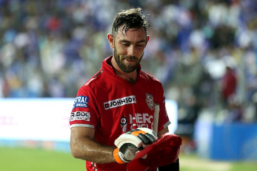 IPL Can Be Held Without Crowd, T20 World Cup Can't: Glenn Maxwell