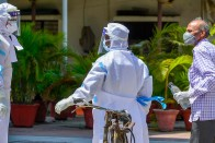 Doctor, Nurse, Staffer At Delhi Hospital Test Positive For Coronavirus; 39 Put Under Quarantine