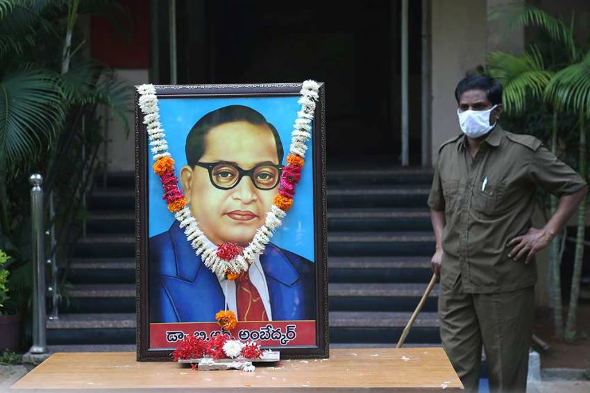 BJP Only Pretends To Respect Ambedkar, Or Else Anand Teltumbde Would Not Be In Jail