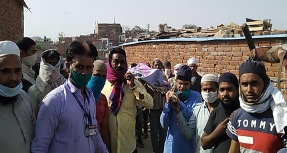 Jaipur: Muslims Carry Bier Of Hindu Man, Chant 'Ram Naam Satya Hai'