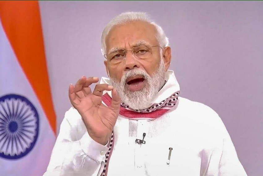 'More Rhetoric Than Substance': Shiv Sena-NCP Say PM Modi Failed To Address Economic Concerns