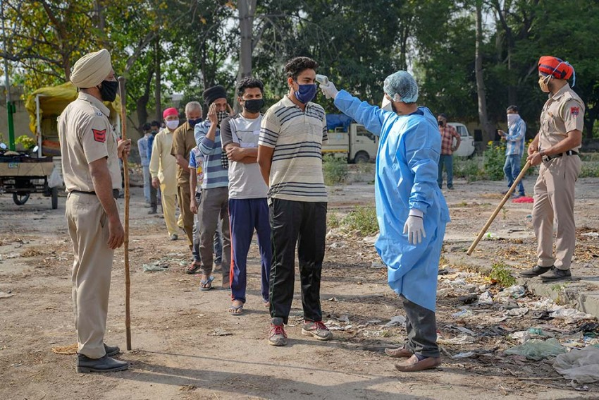 Coronavirus Highlights: India Sees Record Single-Day Rise With 1463 Fresh Cases; Tally Jumps To 10,815