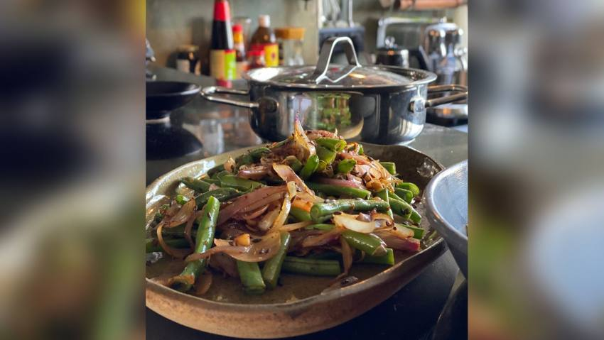 Lockdown Recipe: Cuminised Beans and Lemon Pepper Butter Pasta   By Chef Vicky Ratnani