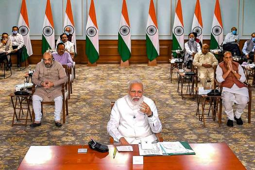 Luck Has Favoured PM Modi So Far In His Covid-19 Battle. But How Long Will  His Luck Hold?