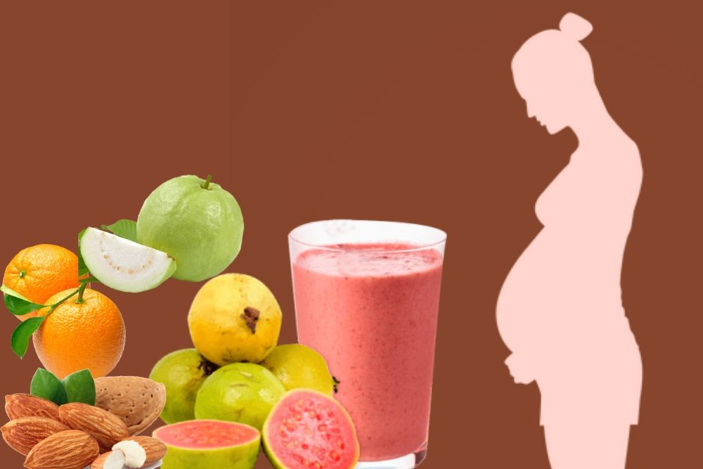 COVID-19: Some Advice And A Smoothie For Mothers To Be
