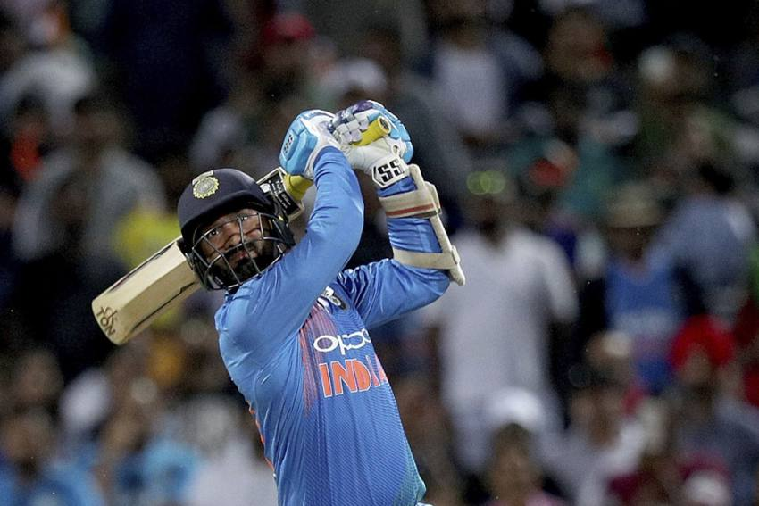 My Desire To Play For India Hasn't Diminished One Bit: Dinesh Karthik Claims He Has Good Chance Of Comeback