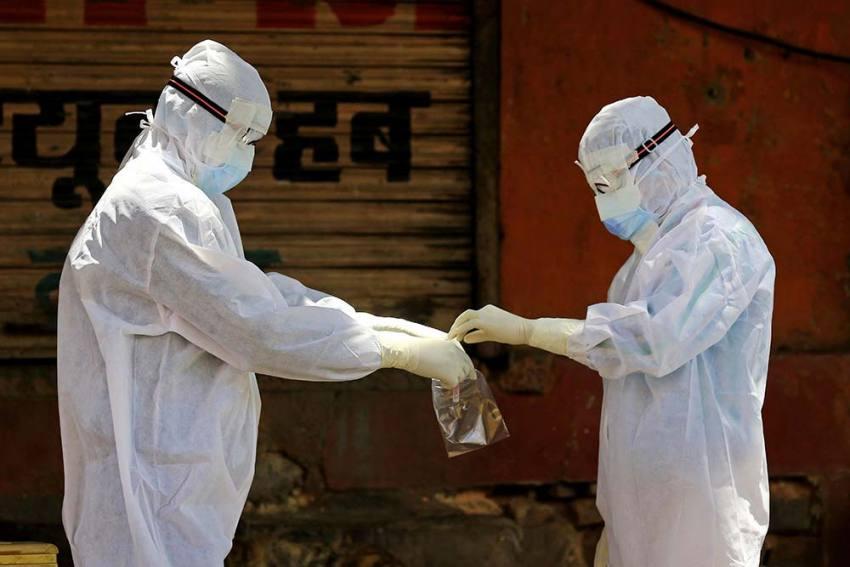 China Dispatches 6.5 Lakh Medical Kits To India To Fight Coronavirus