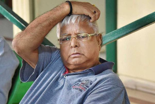 With Lockdown Spanner Into Lalu's Release On Parole, Will Jharkhand Govt Go Out Of Way?