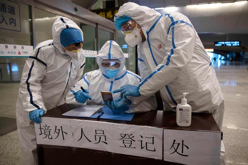 China's Wuhan Raises COVID-19 Death Toll By 50%, Says Cases Misreported, Missed