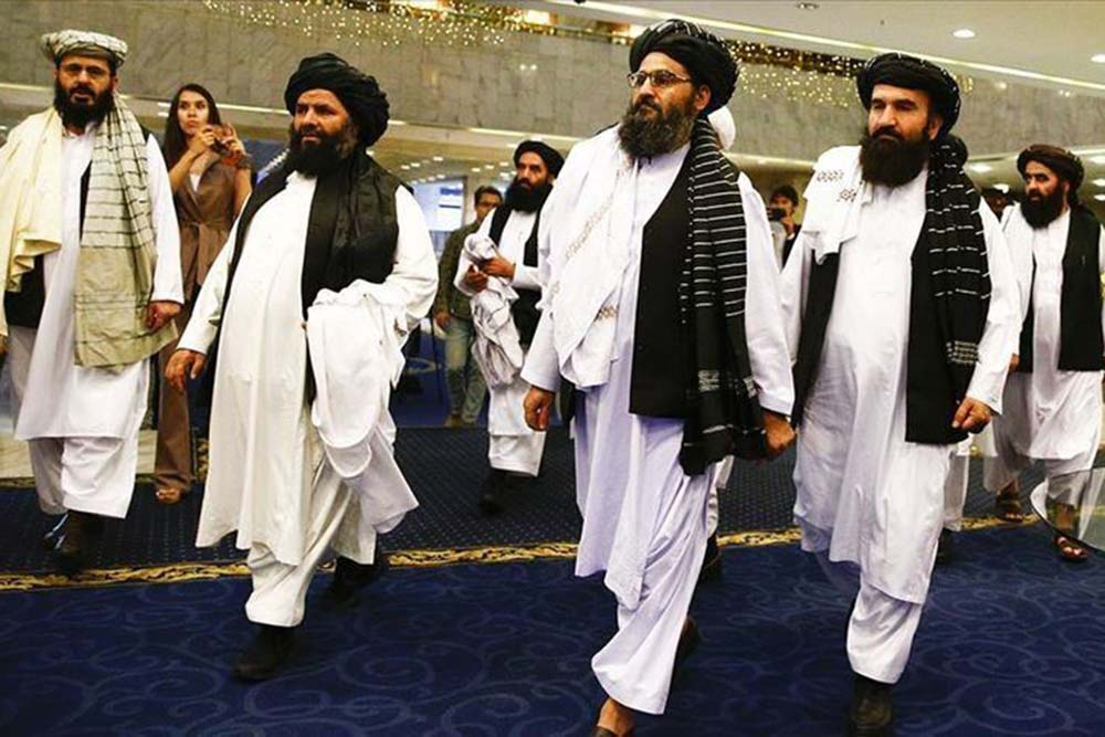 With US Waging War Against Coronavirus, How The Pandemic Has Stalled Peace Talks In Afghanistan