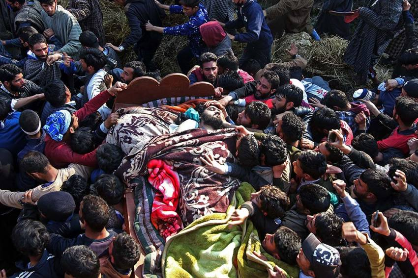 Is Kashmir Seeing Birth Of A New Militant Outfit? The Signs Look Threatening