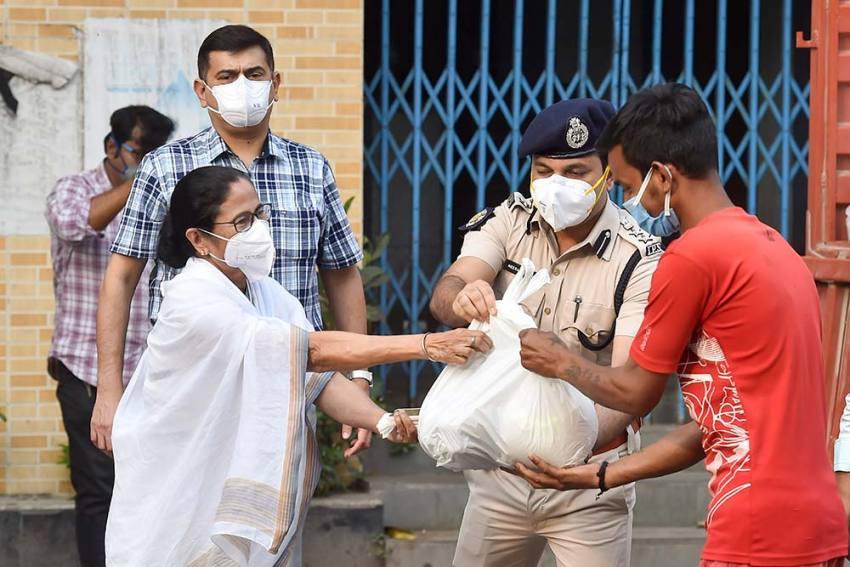Corona vs Communal Virus? Bengal's Violation Of Lockdown Raises Eyebrows