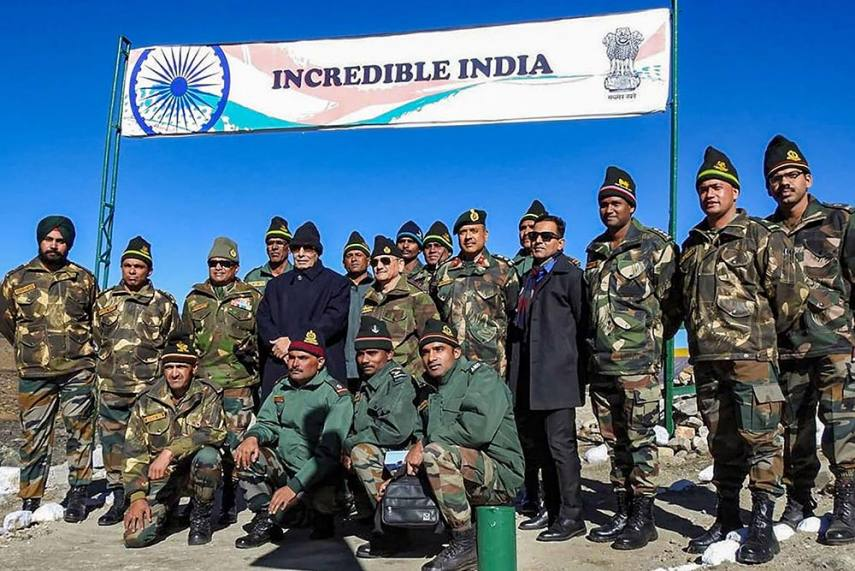 Corona Warriors: How Indian Army Is Contributing To Battle Against ...