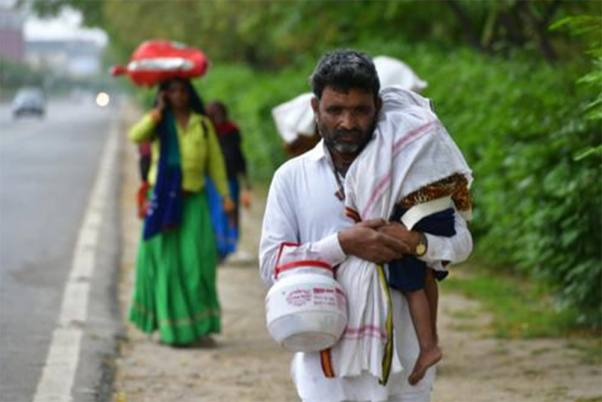 No Inter-state Movement Of Migrant Workers Allowed During Lockdown: Centre