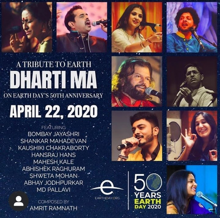 Earth Day: Singers From Across India Collaborate To Pay Tribute To <em>Dharti Ma</em>