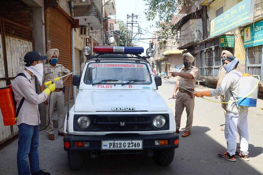Punjab: Bookshops, AC-cooler Stores To Open From Monday, No Activity In Containment Zones