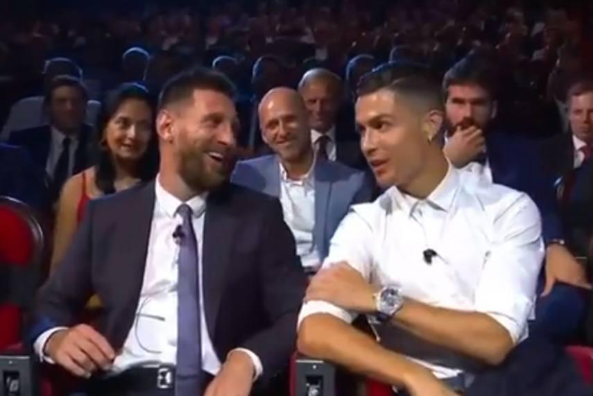 Lionel Messi A Level Above Cristiano Ronaldo David Beckham