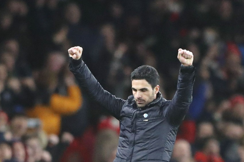 Mikel Arteta Will Help To Put Arsenal Back Among The Best Again, Says Manuel Almunia