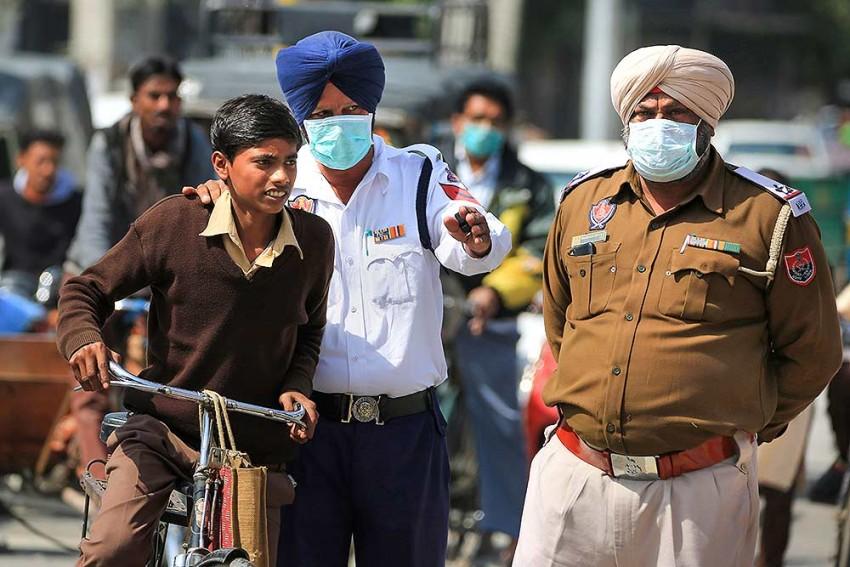 Coronavirus: Punjab Not To Deploy Policemen Over 55 Years On Frontline Jobs