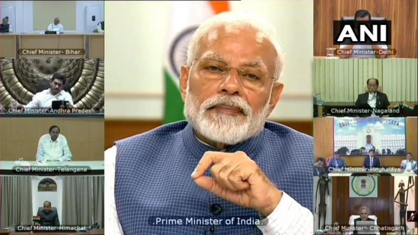 'Imperative To Work On War Footing': PM Modi Stresses On Identifying Coronavirus Hotspots
