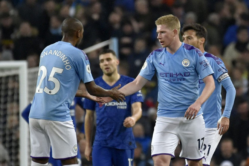 Coronavirus: Kevin De Bruyne Recommends Voided EPL Season Amid Injury Fears