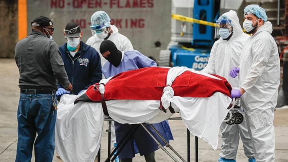 US' Coronavirus Death Toll Crosses 5,093; 2,14,000 Confirmed Cases