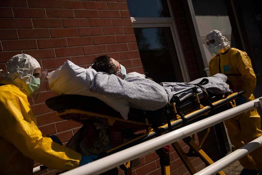 Coronavirus Pandemic Highlights: Cases In India Cross 2000-Mark, Death Toll Reach 53