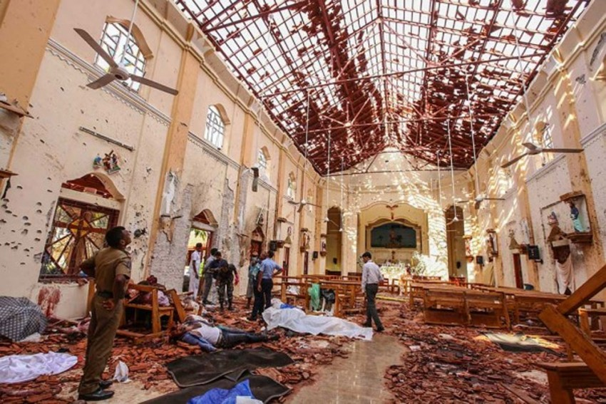 ICC Anti-Corruption Council Official Relives Horror Of Sri Lanka's Easter Bombings