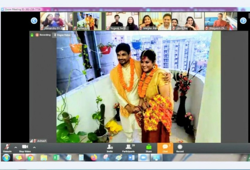 Wedding In The Time Of COVID-19: From Poojan To Sangeet To Phere, Everything On Video Call