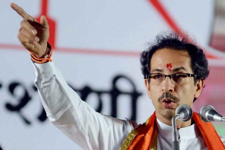 Shiv Sena-BJP Hostilities Reach A Flashpoint Over Raj Bhawan 'Delay', Mob Lynching
