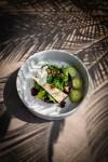 Lockdown Recipe: Beet Tartare, Walnut Curd, Green Peas Purée With Multigrain Naan Or Bread | By Chef Tarun Sibal