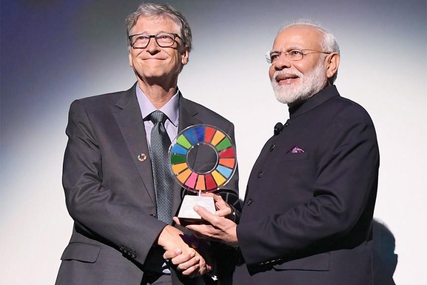 Bill Gates Lauds PM Modi's 'Proactive Measures' in Combating Coronavirus In India