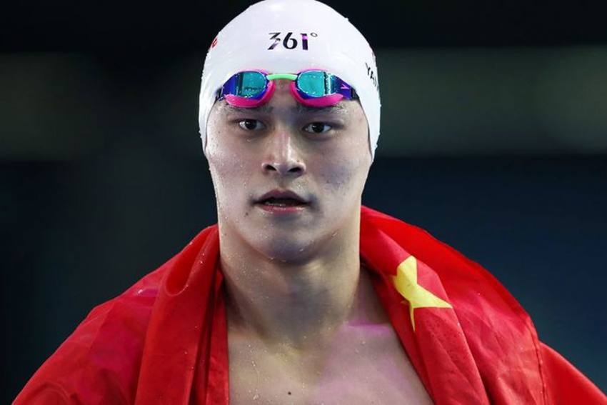 Banned Sun Yang Gets Olympic Training Call-up, WADA Wants Answers From China