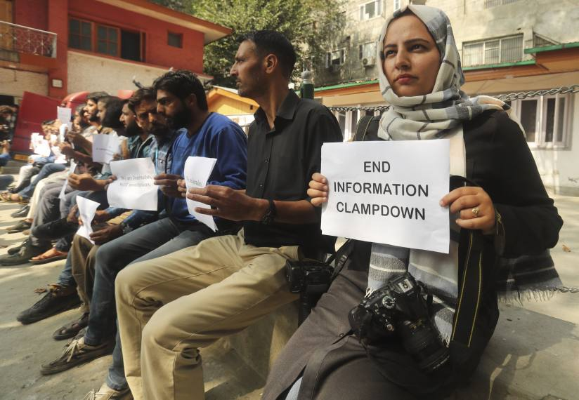 'Before Making Broad Generalisations...': Police Defend FIRs Against 3 Kashmiri Journalists